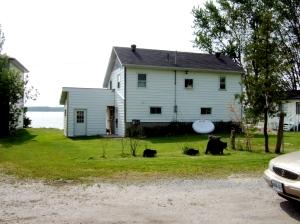 Burrows / Hamlett cottage, 2006
